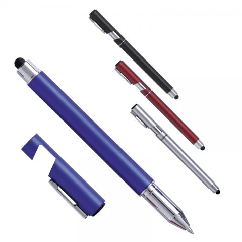 STYLUS TOUCH BALL PEN. TOP AND POINTER