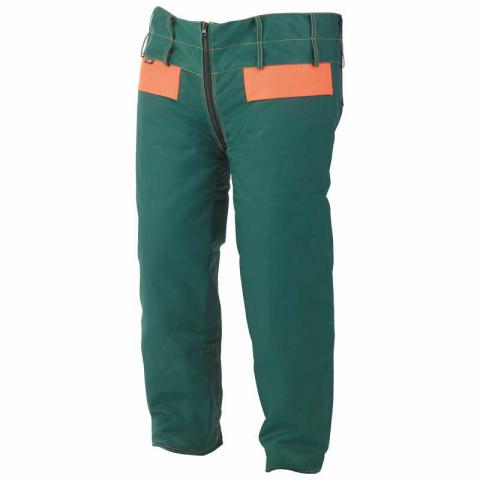 UNISEX WOOD TROUSERS