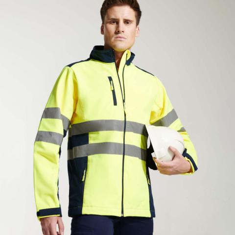 SOFT SHELL HIGH VISIBILITY